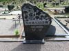 Современный надгробный памятник, изготовленный в похоронном Доме Корад (скульптор Э. Дупуж, 2019 год)
