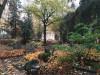 Вид на усыпальницу Генриеттенруе осенью