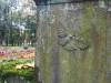 Барельефные украшения на памятниках рижского Старо-немецкого кладбища