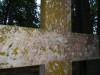 Сочетание мрамора и чугуна, Plieņu kapi, Engures novads