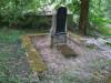 Немецкое лютеранское церковное кладбище в Сеце, волость Сецес, август 2019 г. Место захоронения Фридрихса Малбергса (1824-1907).