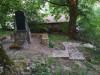 Немецкое лютеранское церковное кладбище в Сеце, волость Сецес, август 2019 г. Место погребения поэта и просветителя Фридрихса Малбергса (1824-1907).
