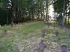 Немецкое лютеранское церковное кладбище в Сеце, волость Сецес, август 2019 г. Воинское захоронение солдат немецкой армии времён I мировой войны.