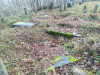 Немецкое кладбище Тукумса, остатки помпезных памятников
