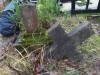 Brīvkapi, Tukums, возможно самый старый из сохранившихся на кладбище крестов