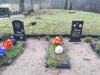 Brīvkapi, Tukums, памятник на цыганском захоронении