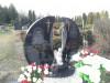 Zanderu kapi, Jelgava, цыганское захоронения