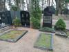Svētes kapi, Svētes pagasts, цыганское захоронение