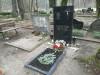 Meža kapi, Jelgava, цыганское захоронение