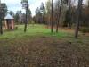 Кладбище «Vaiteņu», волость Вилцес, октябрь 2019 г. Немецкая часть кладбища.
