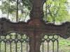 Кладбище Приедиена, г. Дурбе, май 2020 г. Место захоронения представителей фамилии Мейер рядом с могилой Анны Мейеровиц.
