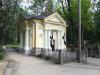 Общественная каплица в бывшей усыпальнице баронов фон-дер Дризен в Елгаве